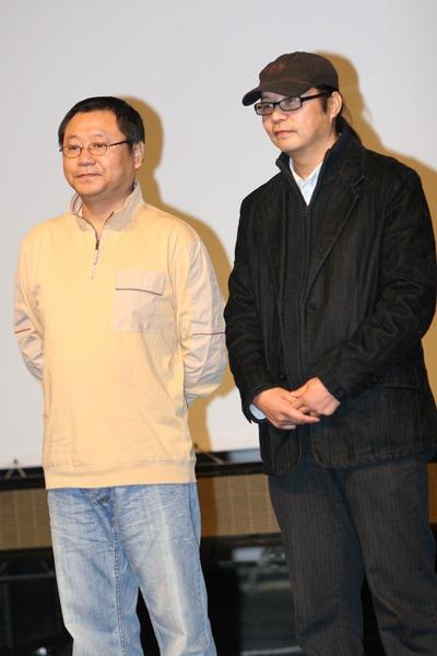 图文:《芳香之旅》主创交流--主创范伟章家瑞