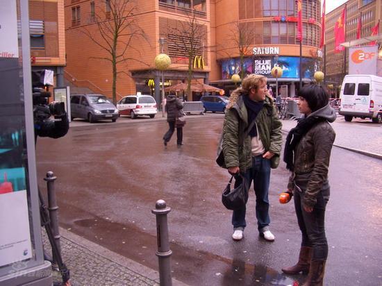 图文:柏林电影节倒计时--现场的各国媒体