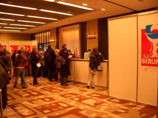 图文:柏林电影节倒计时--来报道的各国记者