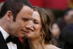 组图:好莱坞明星携伴走红毯甜蜜姿态成为风景
