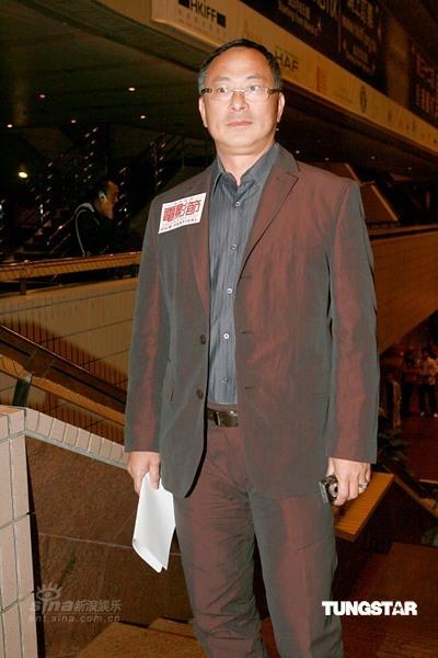图文:香港国际电影节颁奖礼-杜琪峰