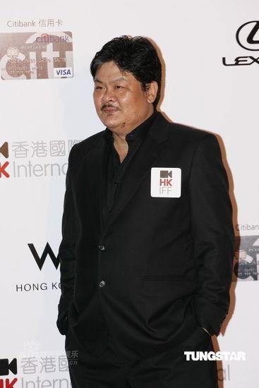 香港国际电影节开幕 演员林雪