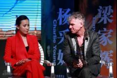 实录:《东邪西毒》首映刘嘉玲最想念张国荣