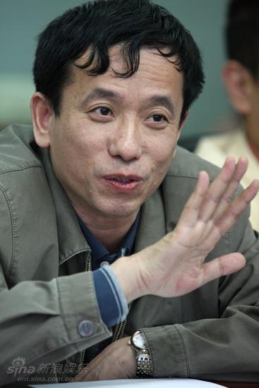 图文:《邓稼先》研讨会-北师大艺术传媒学院院长王一川