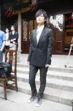 李宇春加盟《十月围城》戏装造型别样帅气(图)
