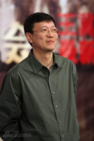 图文:《邓稼先》首映--编剧钱滨