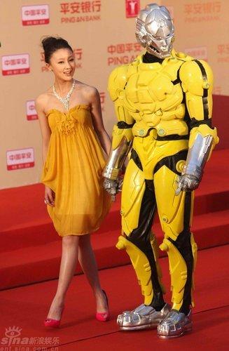 Gan Wei, Kungfu Cyborg