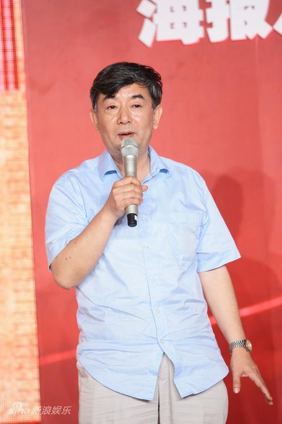 图文:《天安门》官网上线-中影集团副总经理史东明