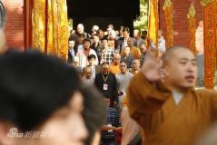 《新少林寺》开拍成龙刘德华谢霆锋同抗敌(图)