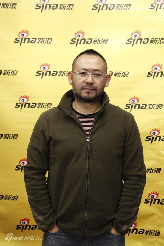 图文:《唐朝兄弟》主创聊天-主演姜武