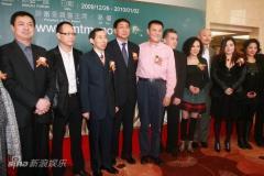 组图:澳门电影节发布会评委会主席葛优亮相