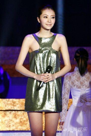 图文:《叶问2》首映庆典-熊黛林亮相
