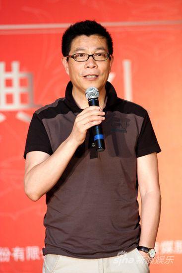 图文:华谊影院开业-王中军讲话
