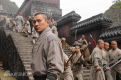 《新少林寺》明年1月上映刘德华光头形象曝光