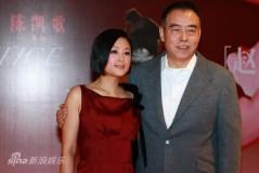 陈凯歌谦称儿子无演戏天分出镜只因是小胖(图)