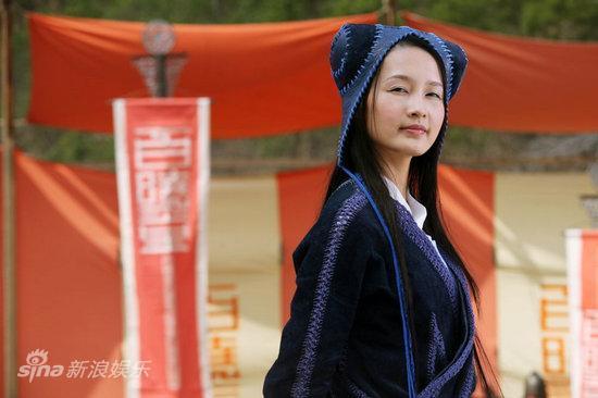 图文:《神奇侠侣》剧照-萝莉李沁