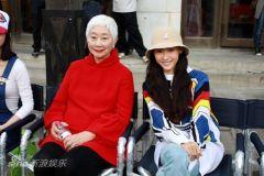 《危险关系》上海开机张柏芝首日拍摄获赞(图)