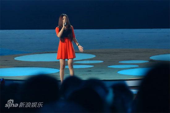 中国好声音学员赵露