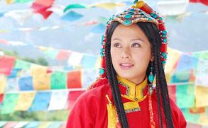 《香格里拉》造型曝光 王力可情迷藏族风韵