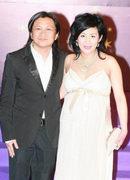 2006香港金像奖红地毯:陈可辛与吴君如