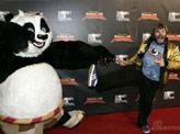 《功夫熊猫》澳洲首映