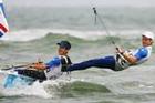帆船帆板赛澳大利亚夺冠