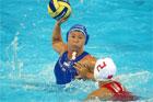 女子水球中国获第五