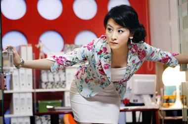 丑女无敌第39集多芬广告发布会音乐