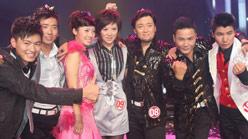 中国红歌会6强红歌手