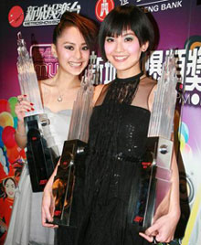 07年:新城劲爆组合等共3奖