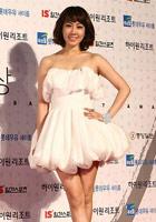 韩艺苑蓬蓬裙似公主