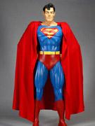 比真人大的超人公仔