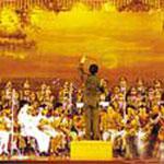 东方红--大型音乐史诗音乐会时间:1月3日地点:北京音乐厅