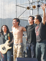 07年雪山音乐节回顾