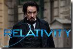 Relativity Media展台