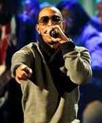 说唱歌手Ludacris登台