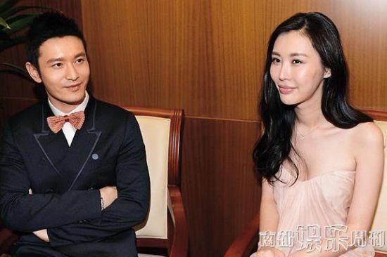 宣传《中国合伙人》期间,田朴�B跟黄晓明一起露面,不知道当时有没有发展男闺密。