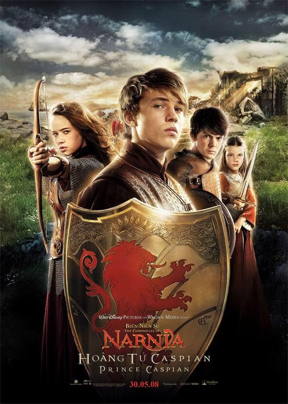 《纳尼亚传奇2》:更加商业化的剧情改编