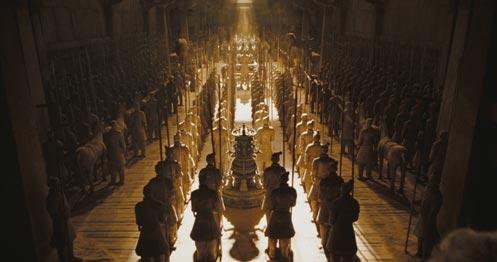 《木乃伊3》:视觉特效没新意