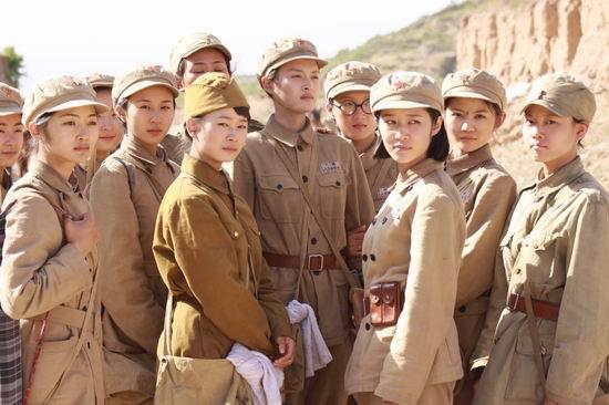 《八千湘女》:释放革命激情电视大片倾倒观众
