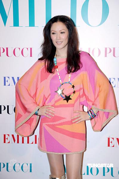 李冰冰香港出席派对:我很幸福我是中国人(图)