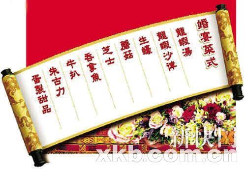 揭秘刘嘉玲婚宴细节王菲滴酒不沾(组图)