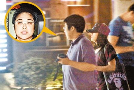 孙志浩首受访质问贾静雯称女儿被同学取笑(图)