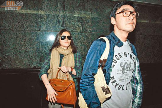 钟镇涛与范姜没受事件影响,拍拖吃饭。