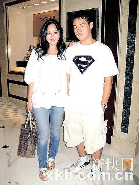 章小蕙和儿子
