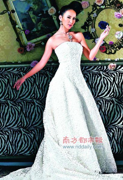 李玟或成香港开埠嫁得最豪的女艺人