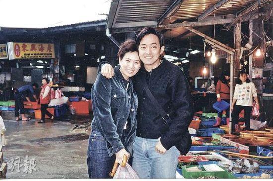 罗慧娟曾与台湾男艺人李志奇相恋。
