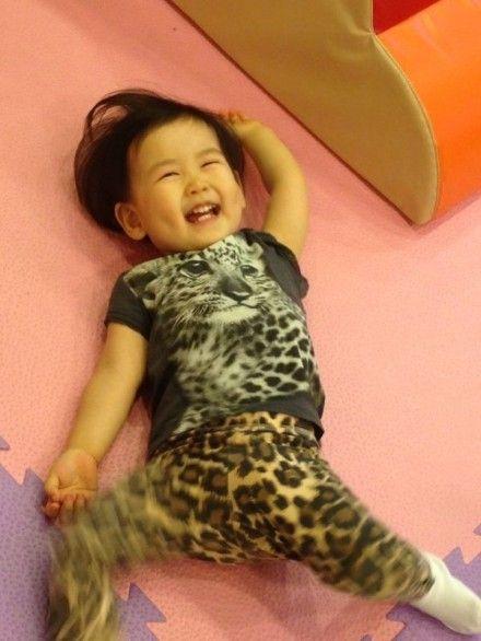 林熙蕾女儿