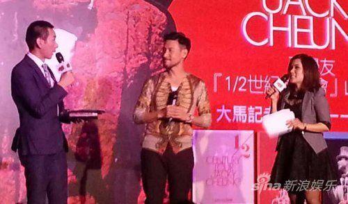11月8日,张学友在马来西亚吉隆坡出席签唱会时否认出轨传闻。