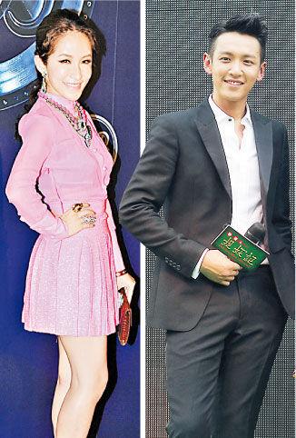 萧亚轩与柯震东的姐弟恋一直不被看好。